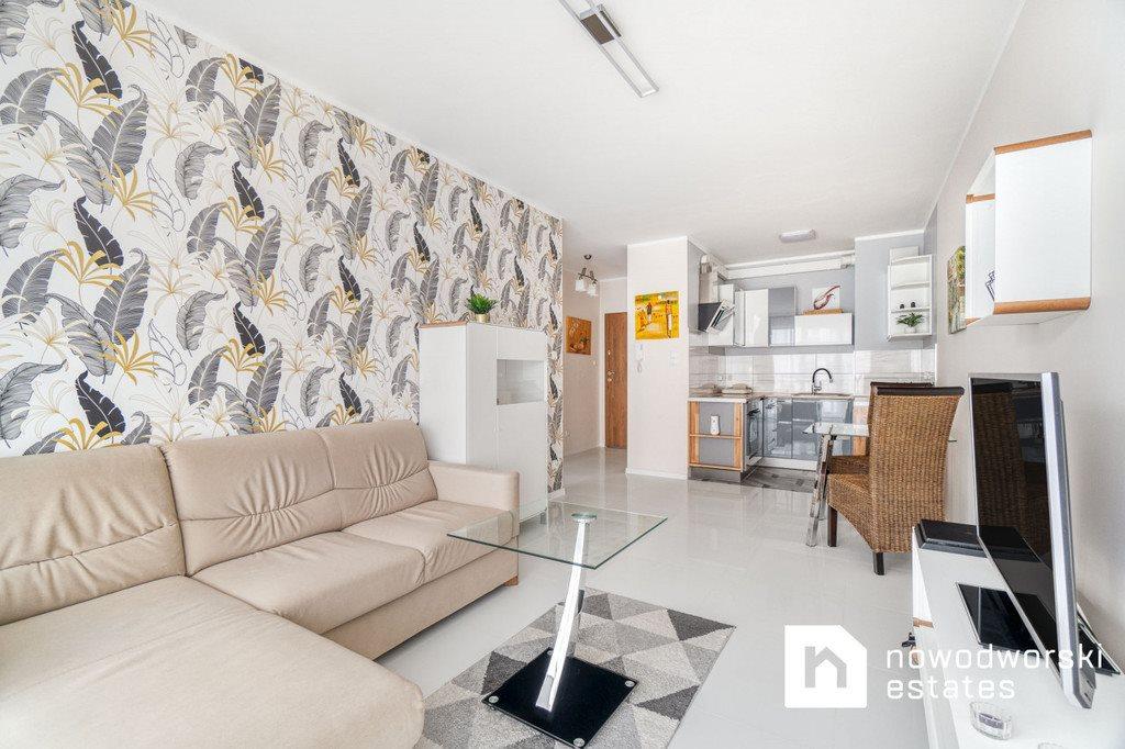 Mieszkanie dwupokojowe na wynajem Gdańsk, Jasień, Krzysztofa Komedy  41m2 Foto 4