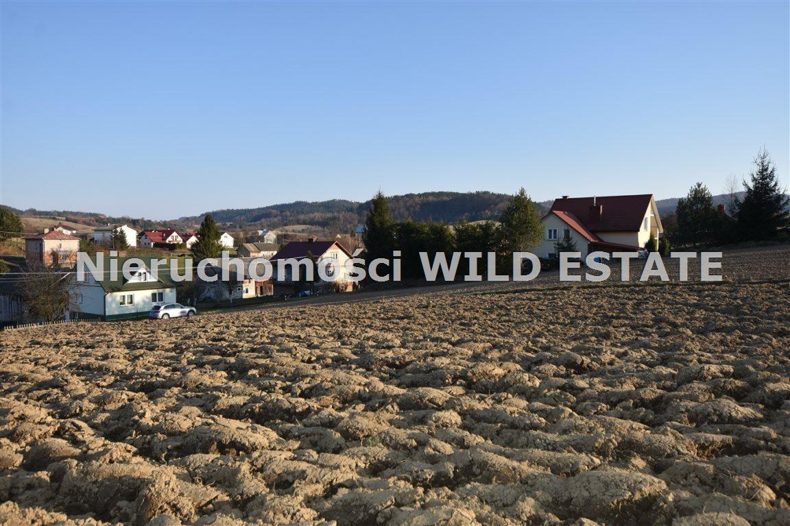 Działka rolna na sprzedaż Lesko, Średnia Wieś  3561m2 Foto 7