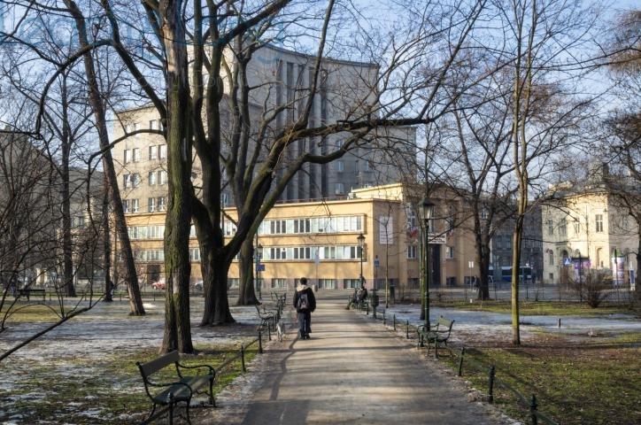 Lokal użytkowy na wynajem Kraków, Stare Miasto, Dunajewskiego, Juliana  82m2 Foto 3