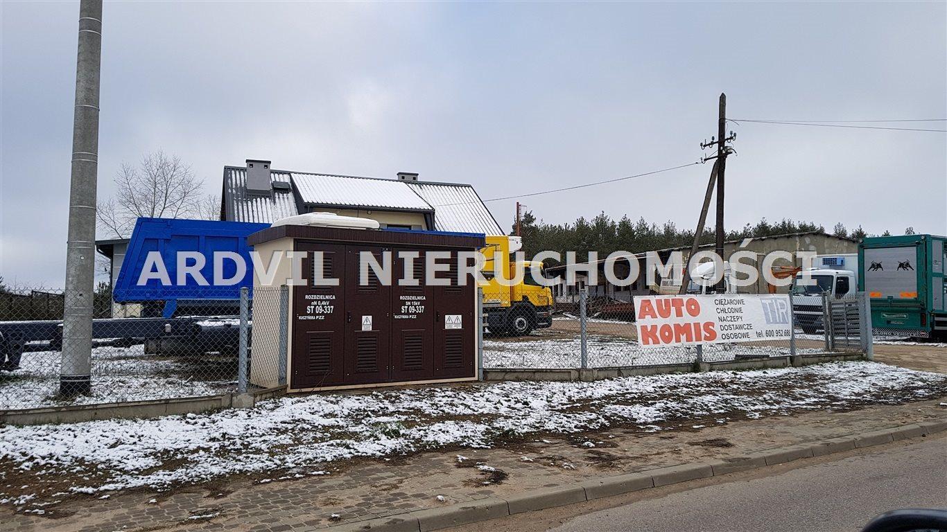 Lokal użytkowy na sprzedaż Ciechanowiec  2000m2 Foto 11