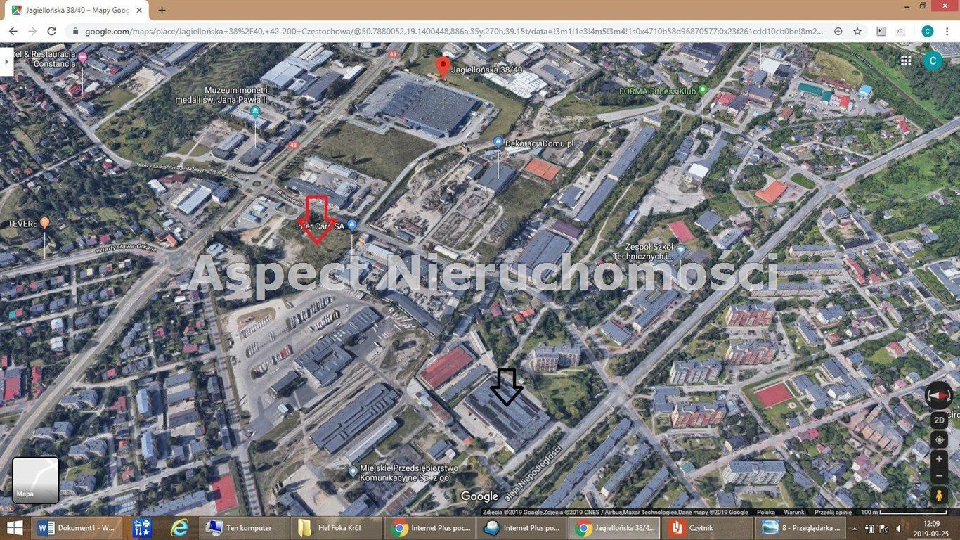 Działka inwestycyjna na sprzedaż Częstochowa, Wrzosowiak  18543m2 Foto 5