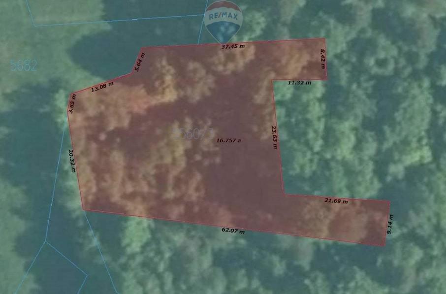 Działka rekreacyjna na sprzedaż Krzeszów  1675m2 Foto 11