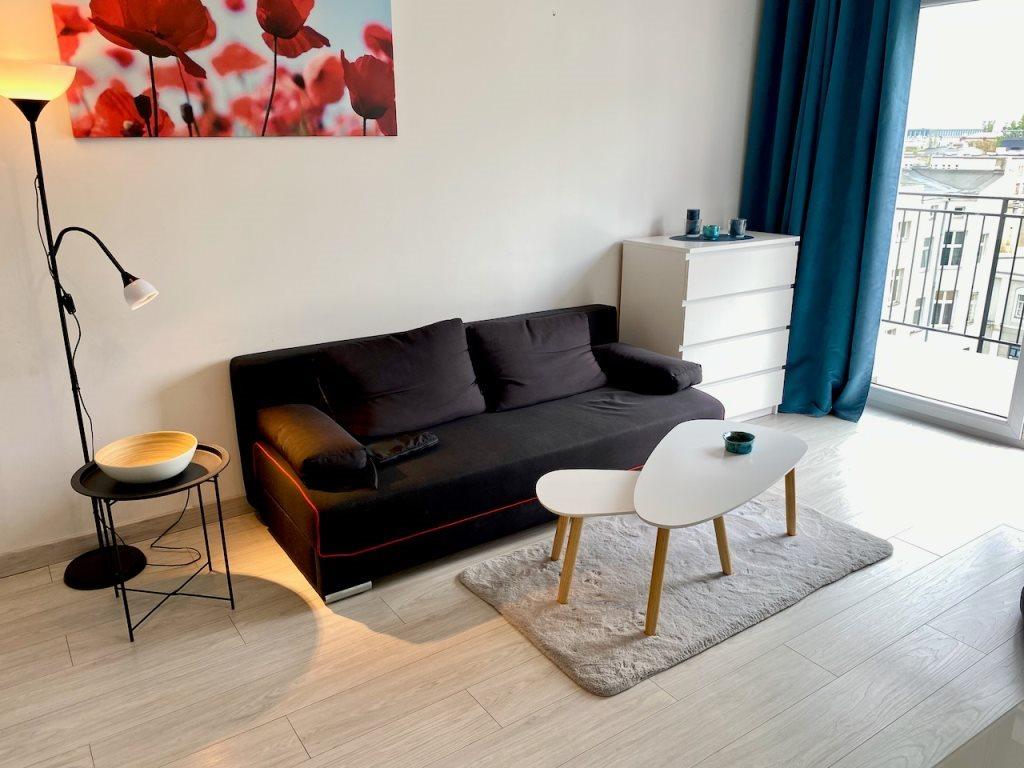 Mieszkanie dwupokojowe na wynajem Łódź, Śródmieście, Śródmieście, Gdańska  48m2 Foto 5