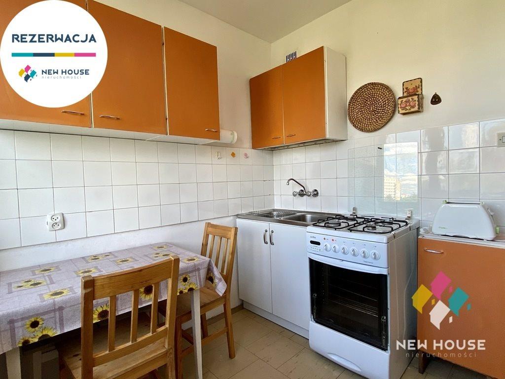 Mieszkanie trzypokojowe na sprzedaż Olsztyn, Kormoran, Dworcowa  48m2 Foto 4