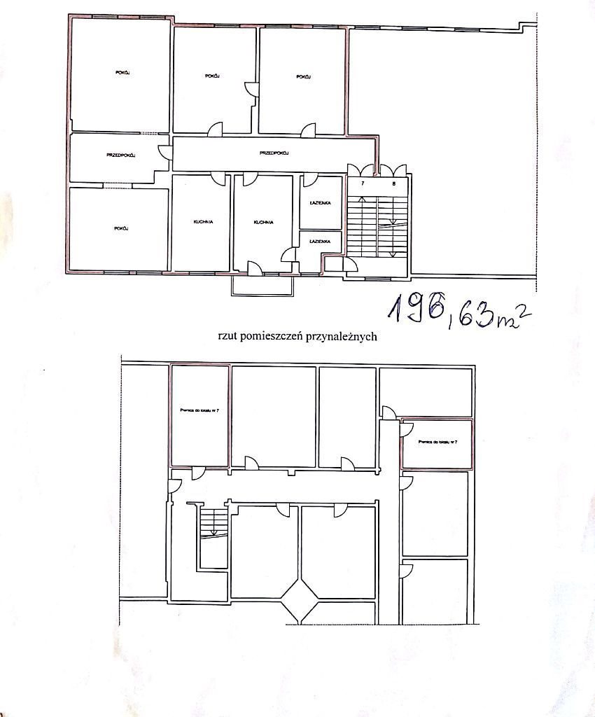 Mieszkanie czteropokojowe  na sprzedaż Katowice, Śródmieście, 3 Maja  197m2 Foto 1