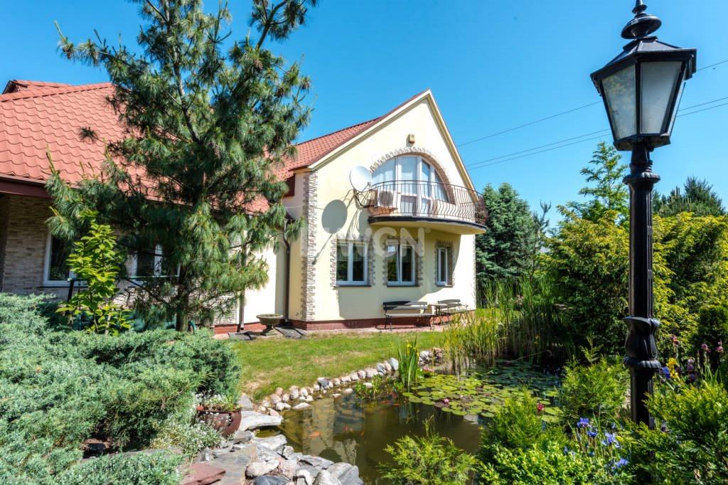 Luksusowy dom na sprzedaż Zielonki-Parcela, Zielonki Parcele, Zielonki Parcele  240m2 Foto 1