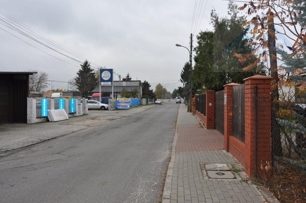 Działka budowlana na sprzedaż Warszawa, Wawer  1075m2 Foto 4