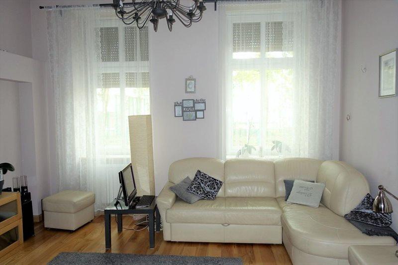 Mieszkanie dwupokojowe na sprzedaż Wrocław, Stare Miasto, Gwarna  59m2 Foto 1
