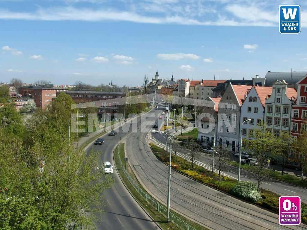 Mieszkanie dwupokojowe na wynajem Wrocław, Stare Miasto, Nowy Świat  45m2 Foto 12