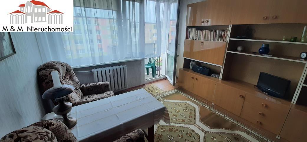 Mieszkanie trzypokojowe na sprzedaż Grudziądz, Strzemięcin  48m2 Foto 2