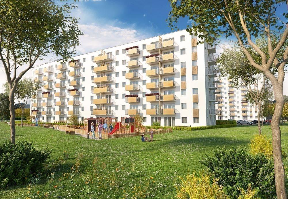 Mieszkanie trzypokojowe na sprzedaż Poznań, Nowe Miasto, Żegrze, Nowe Miasto, Rataje, Żegrze  47m2 Foto 5