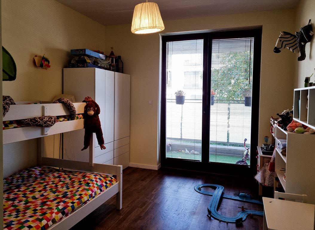 Mieszkanie trzypokojowe na sprzedaż Warszawa, Wilanów, Sarmacka  78m2 Foto 12