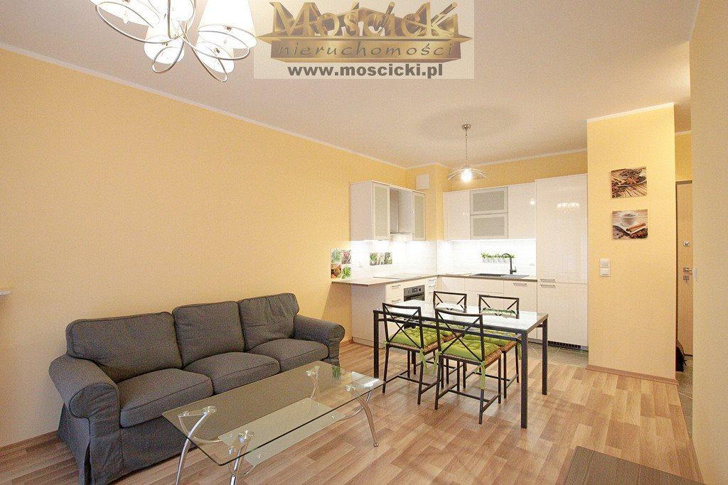 Mieszkanie dwupokojowe na wynajem Warszawa, Wilanów, Sarmacka  46m2 Foto 2