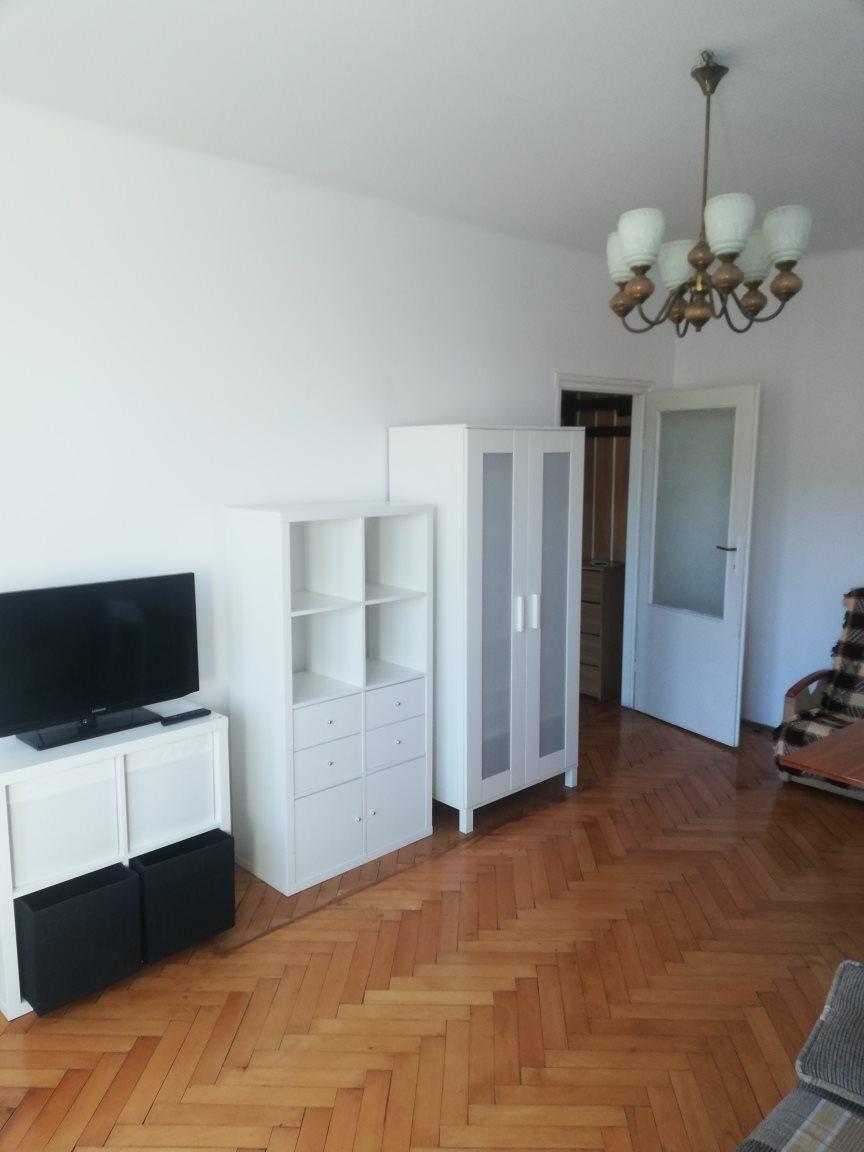 Mieszkanie dwupokojowe na wynajem Kraków, Krowodrza, Juliusza Lea 75  42m2 Foto 2