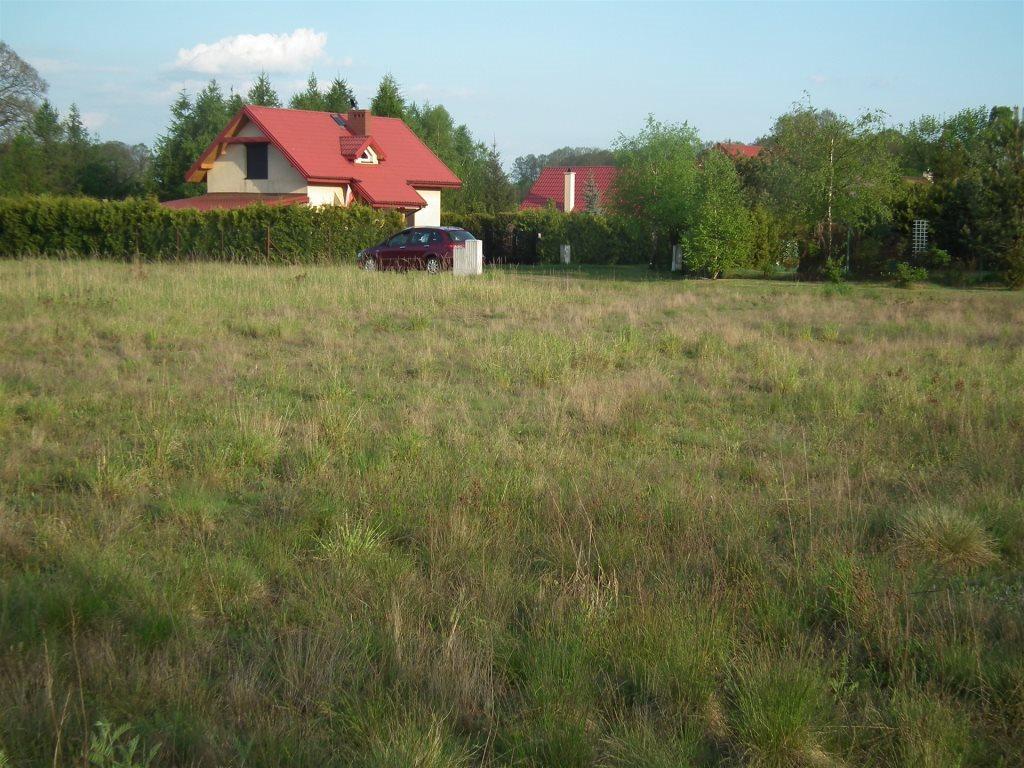 Działka budowlana na sprzedaż Cielętniki, Ogrodowa  1096m2 Foto 1