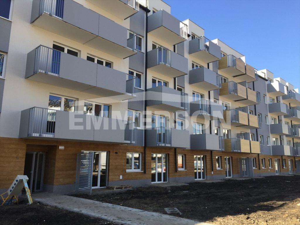 Mieszkanie dwupokojowe na sprzedaż Wrocław, Brochów, Buforowa  36m2 Foto 3