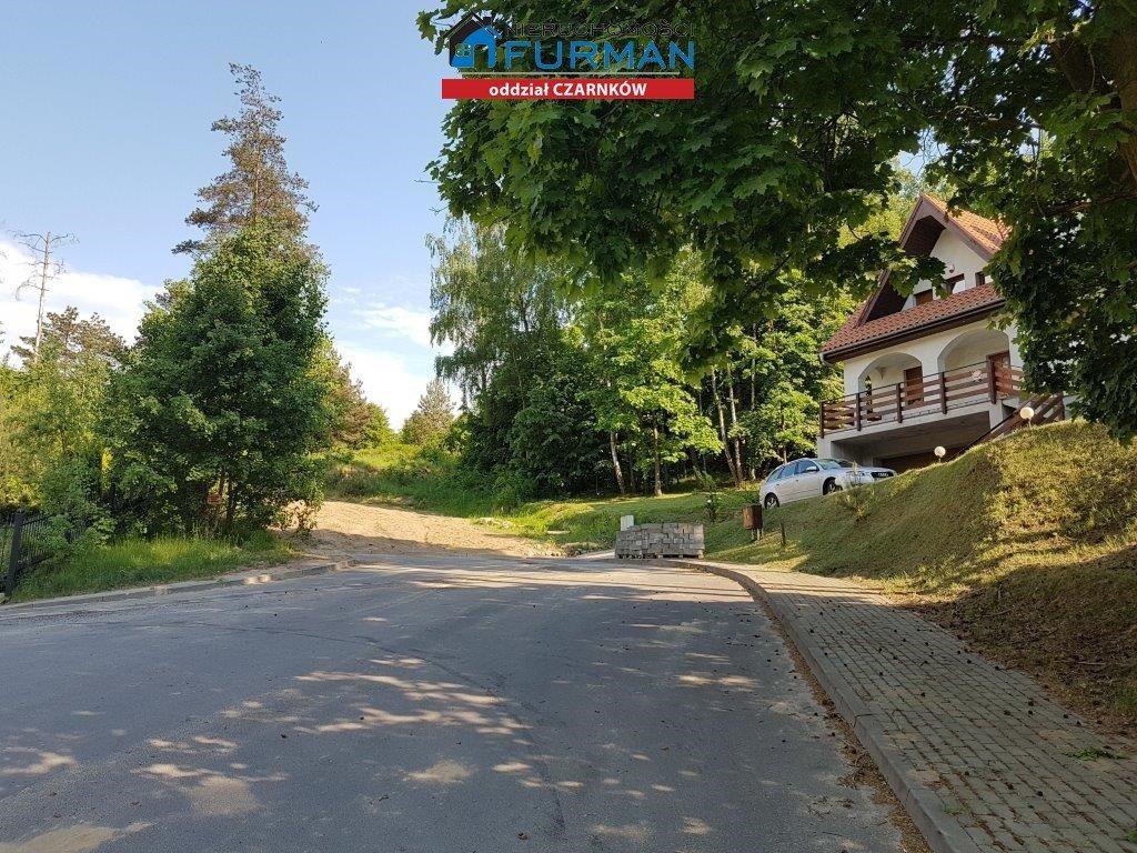 Działka budowlana na sprzedaż Czarnków  1568m2 Foto 7