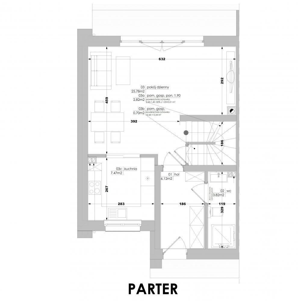 Mieszkanie czteropokojowe  na sprzedaż Luboń, Lasek  90m2 Foto 7