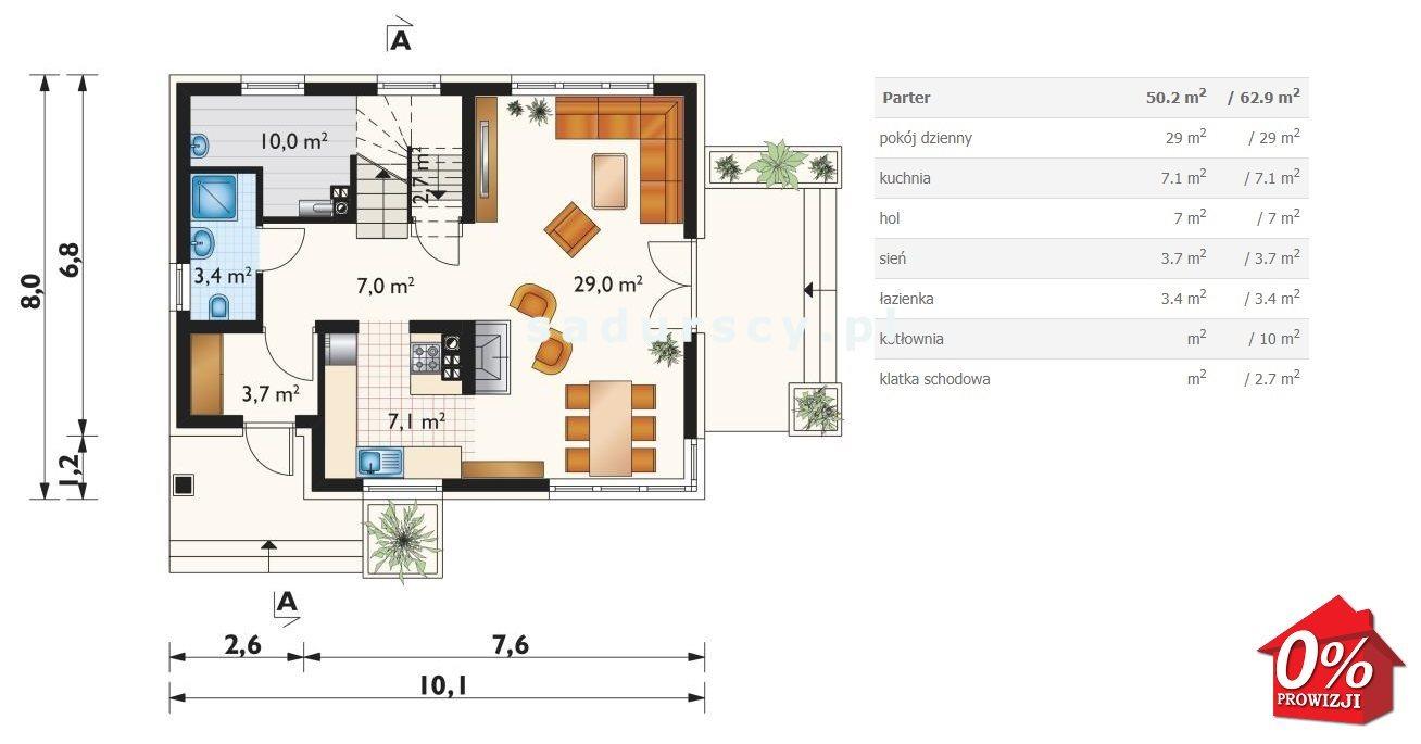 Dom na sprzedaż Proszowice, Proszowice, Opatkowice, Racławicka  124m2 Foto 3