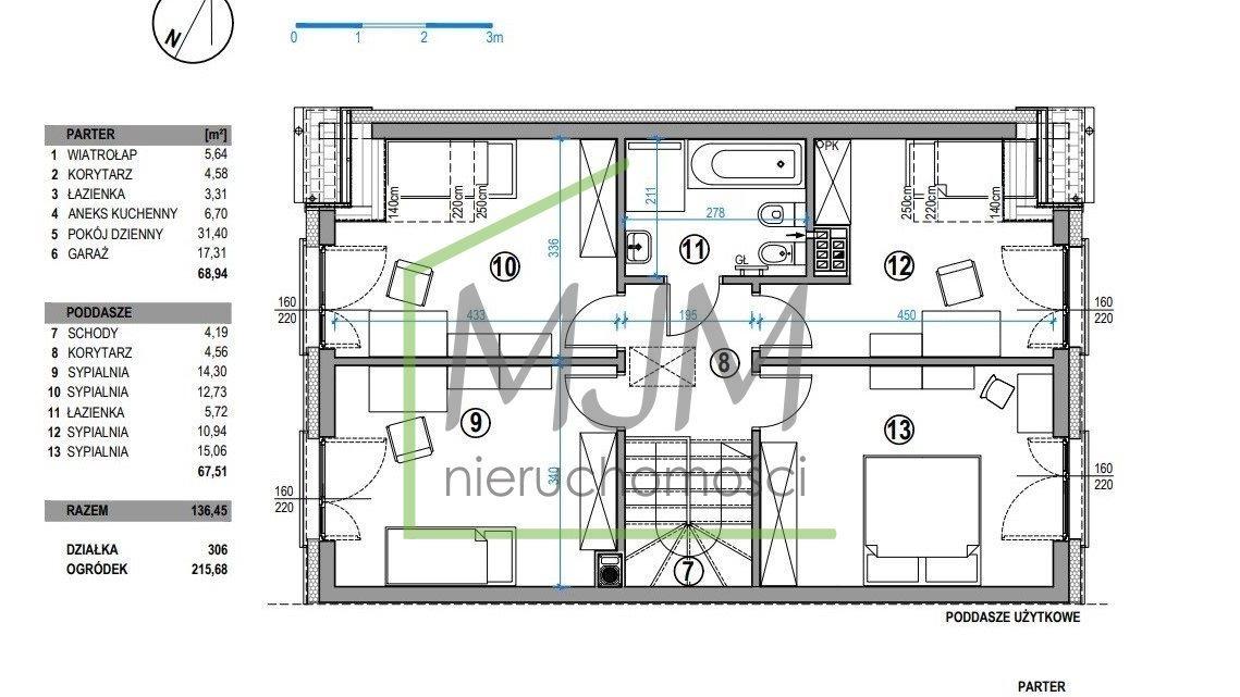 Dom na sprzedaż Mierzyn  136m2 Foto 4