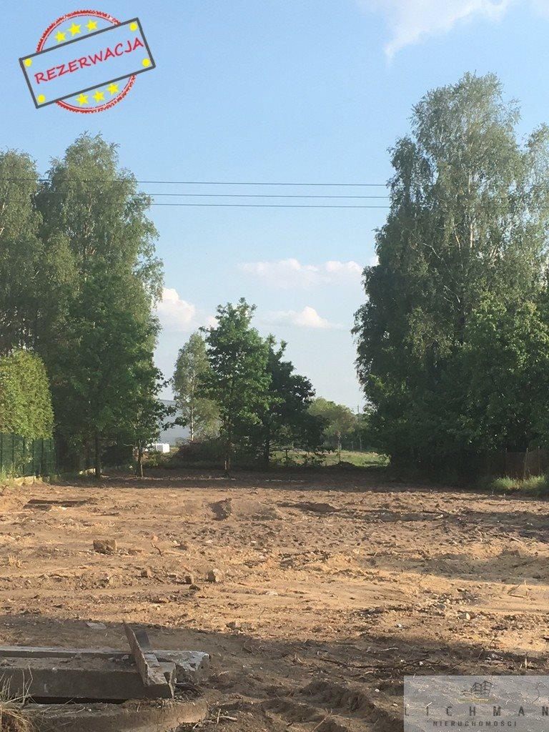 Działka budowlana na sprzedaż Łódź, Widzew  2039m2 Foto 1