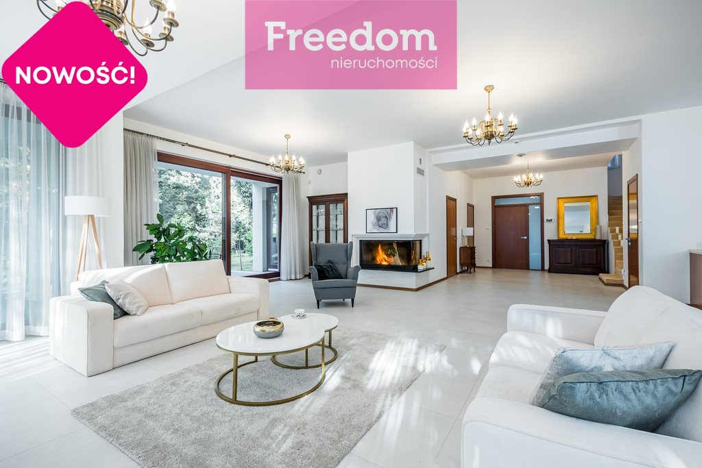 Dom na sprzedaż Kamionka, Bobrowiecka  300m2 Foto 1