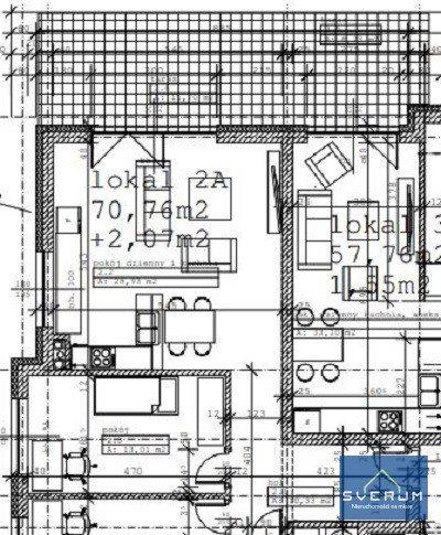 Mieszkanie trzypokojowe na sprzedaż Częstochowa, Wyczerpy Górne  71m2 Foto 5
