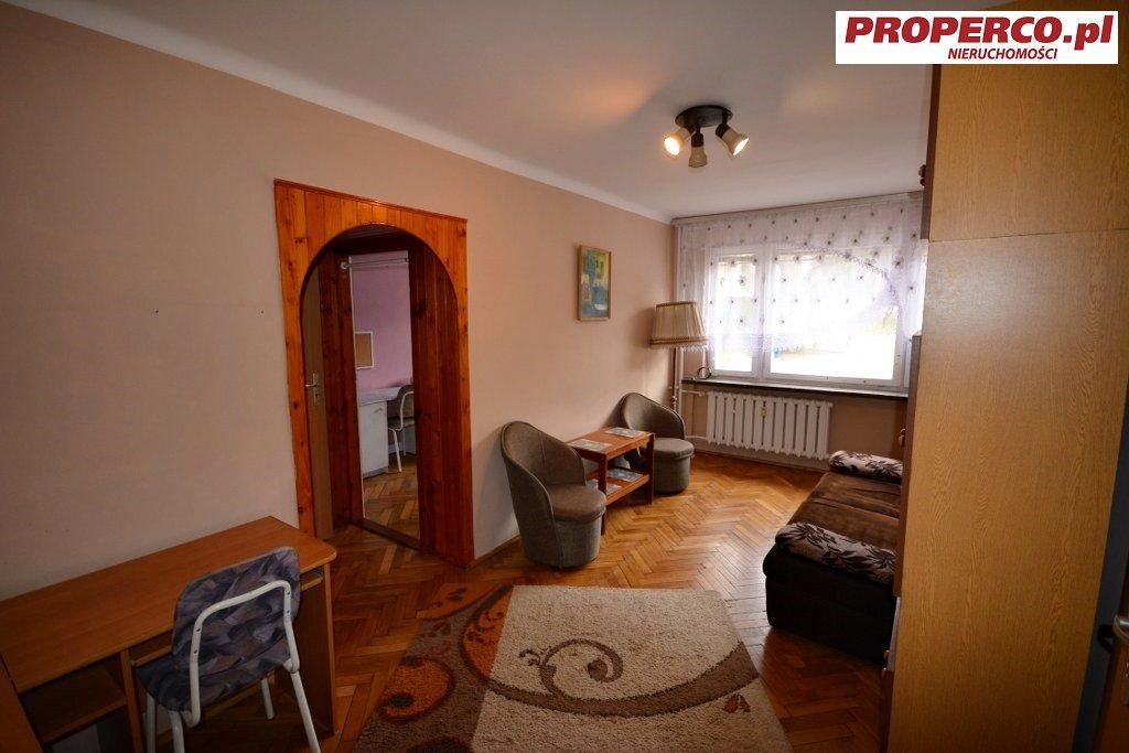 Mieszkanie dwupokojowe na wynajem Kielce, Centrum, Śniadeckich  41m2 Foto 1