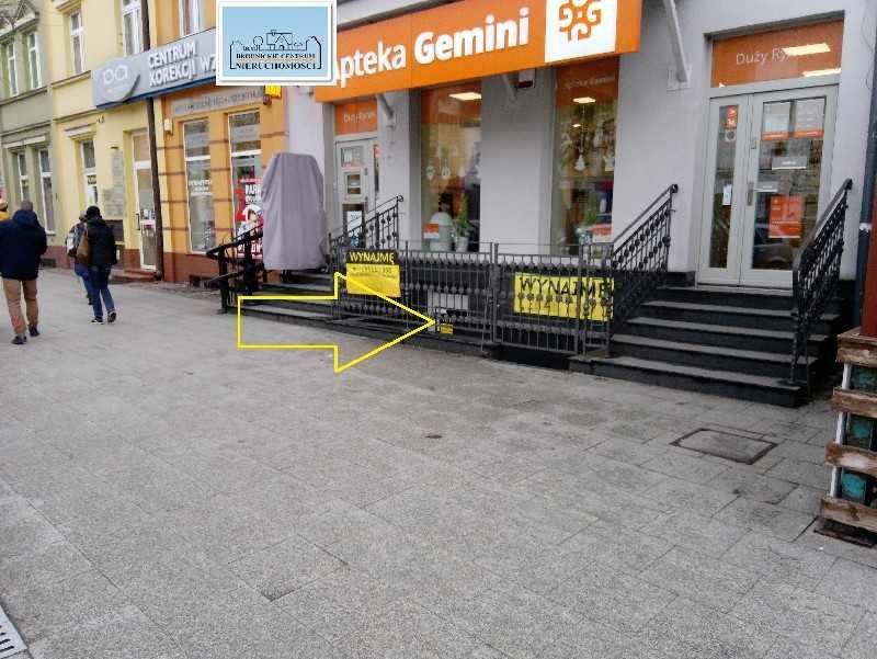 Lokal użytkowy na wynajem polska, Brodnica, Centrum  90m2 Foto 1