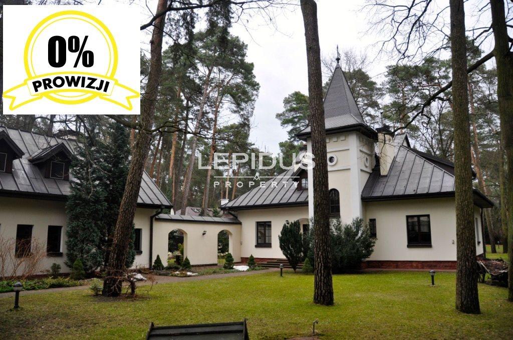Dom na sprzedaż Konstancin-Jeziorna, Konstancin  600m2 Foto 1