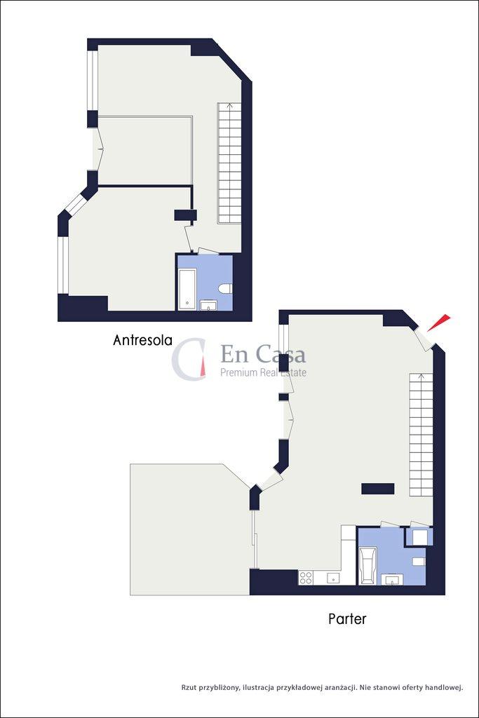 Mieszkanie czteropokojowe  na sprzedaż Warszawa, Śródmieście, Hoża  127m2 Foto 9