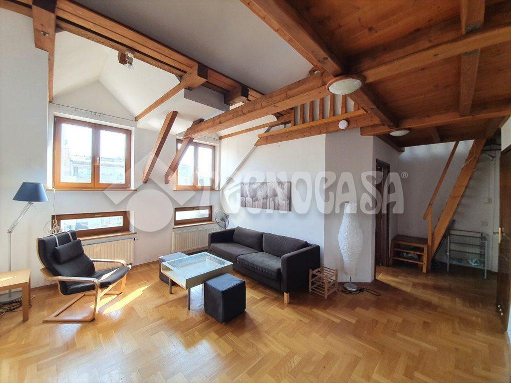 Mieszkanie trzypokojowe na wynajem Kraków, Stare Miasto, Dwernickiego  52m2 Foto 4