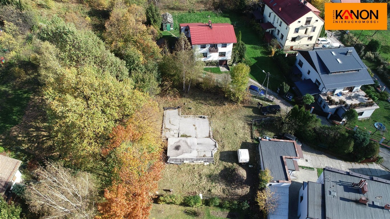 Działka budowlana na sprzedaż Bielsko-Biała, Straconka  668m2 Foto 2