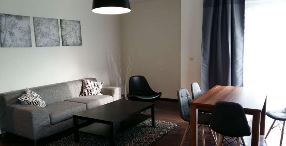 Mieszkanie trzypokojowe na wynajem Katowice, Dąb, Johna Baildona  78m2 Foto 1