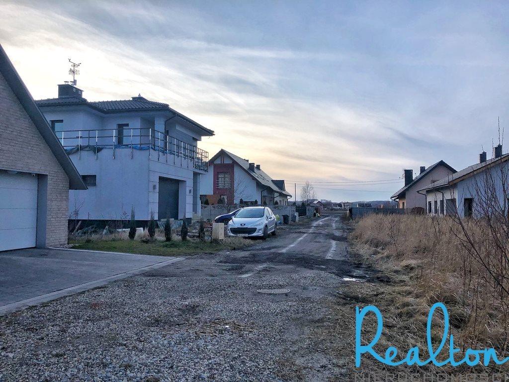 Działka budowlana na sprzedaż Katowice, Podlesie, Rolnicza  613m2 Foto 3