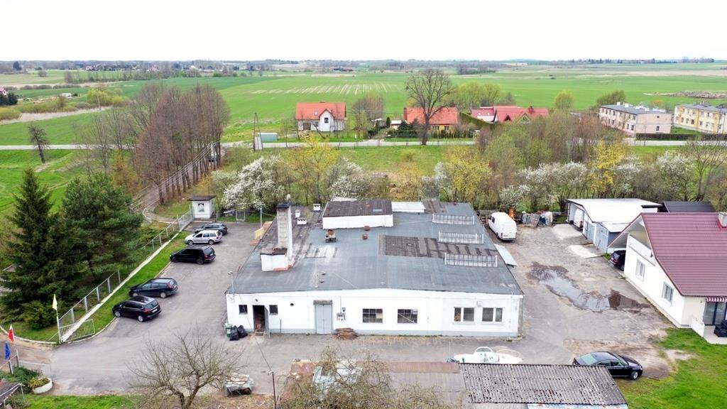 Lokal użytkowy na sprzedaż Maćki  850m2 Foto 2