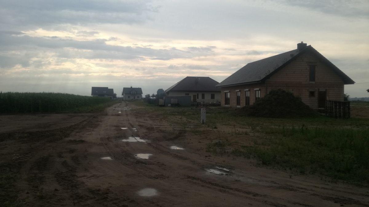 Działka budowlana na sprzedaż Droszew, Droszew  800m2 Foto 6