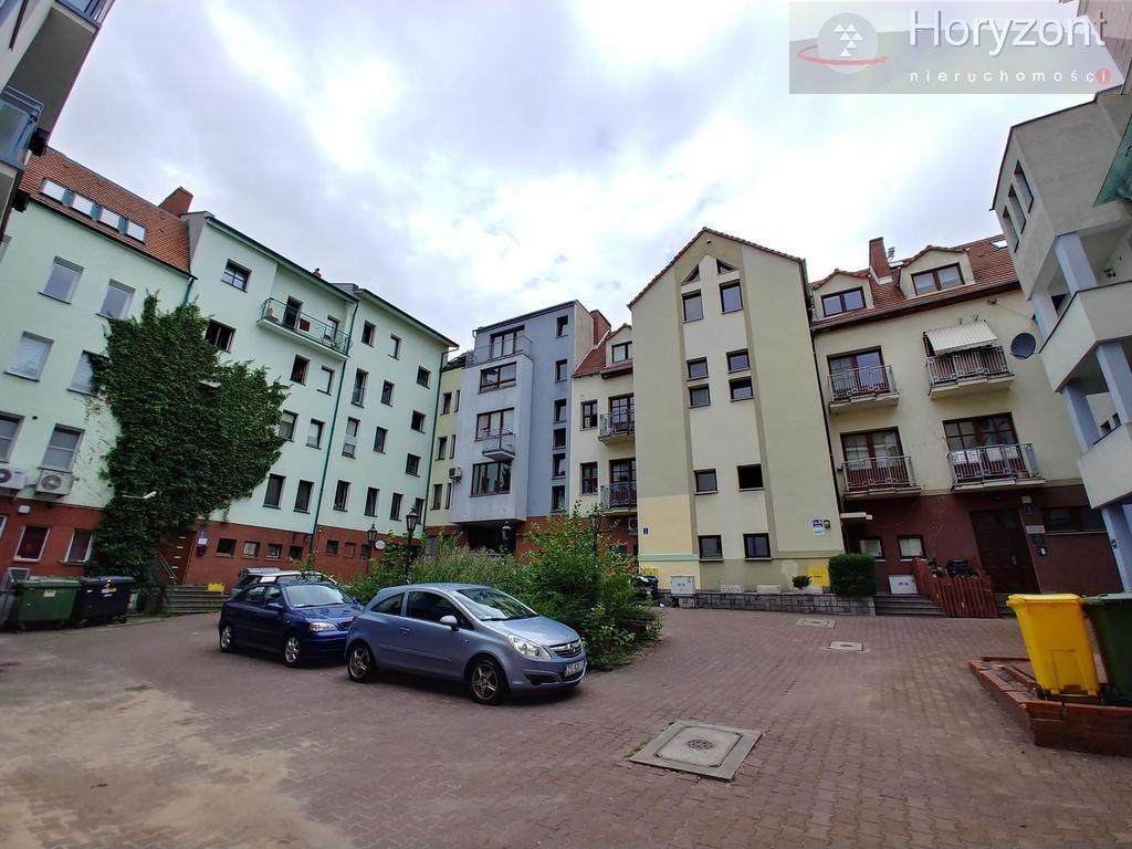 Mieszkanie dwupokojowe na wynajem Szczecin, Stare Miasto, Wielka Odrzańska  53m2 Foto 10
