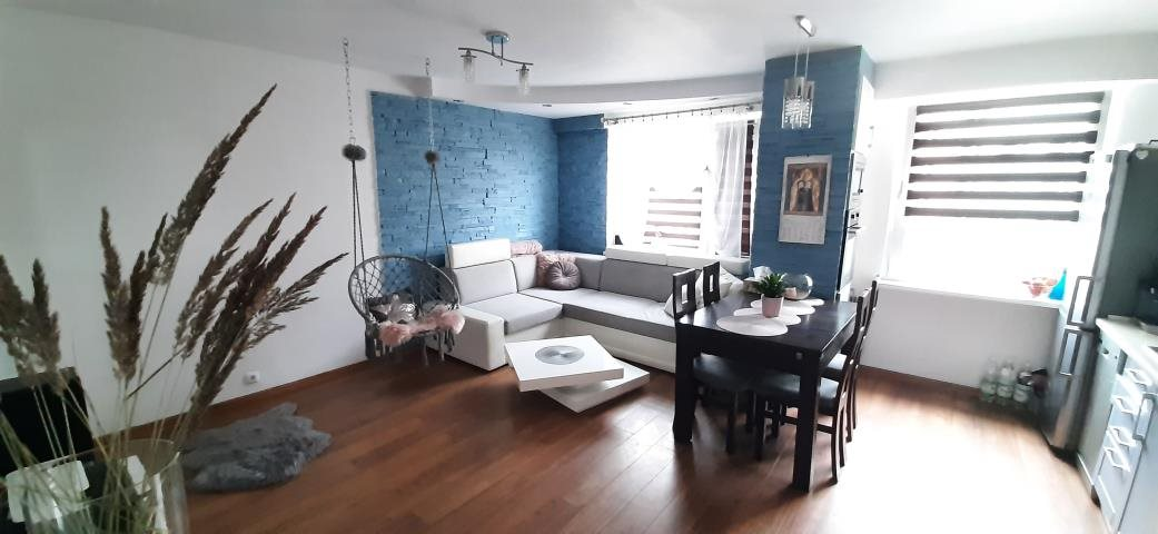 Mieszkanie trzypokojowe na sprzedaż Grudziądz, Strzemięcin  63m2 Foto 3