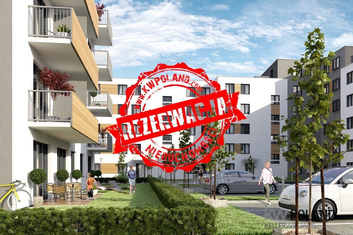 Mieszkanie trzypokojowe na sprzedaż Poznań, Naramowice  49m2 Foto 3