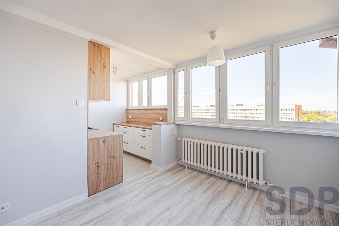 Mieszkanie trzypokojowe na sprzedaż Wrocław, Krzyki, Gaj, Kamienna  48m2 Foto 1