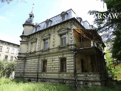 Dom na sprzedaż Łódź, Łódź-Polesie, Gdańska  1039m2 Foto 1