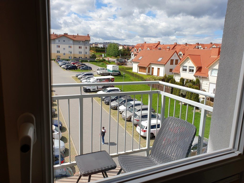 Mieszkanie dwupokojowe na sprzedaż Borkowo  47m2 Foto 1