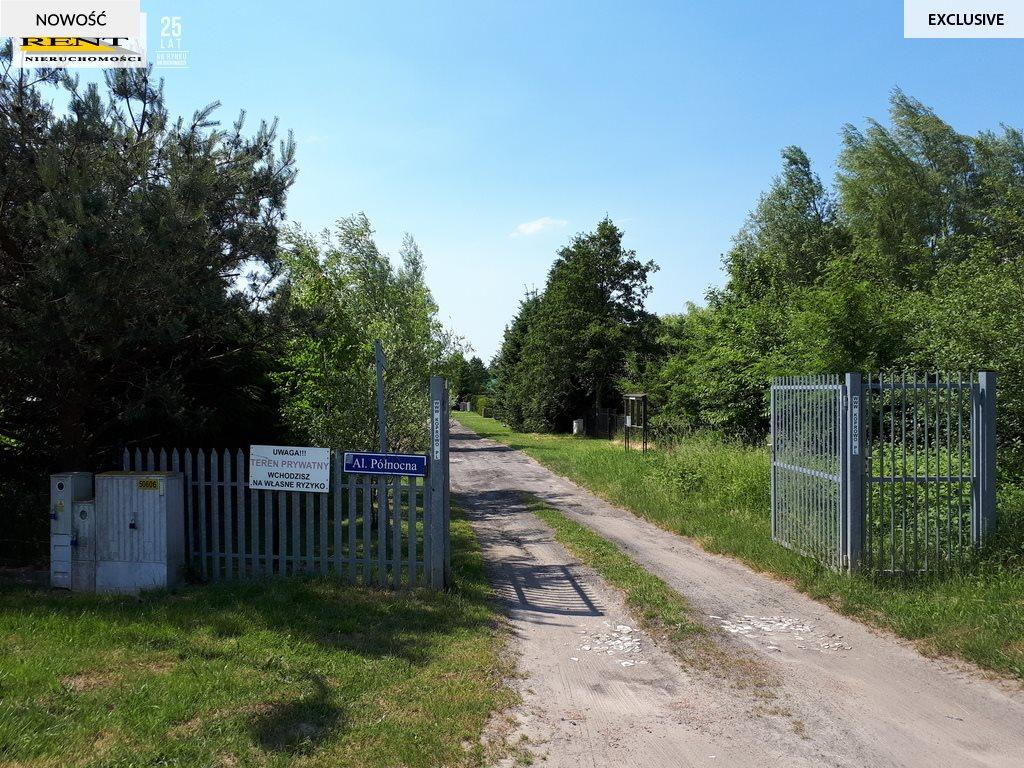 Działka budowlana na sprzedaż Międzywodzie  500m2 Foto 2