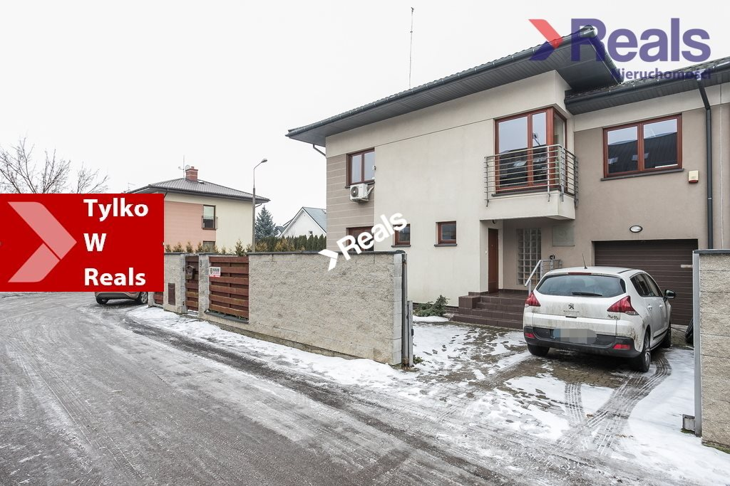 Dom na sprzedaż Łomianki, ks. Hugona Kołłątaja  186m2 Foto 1