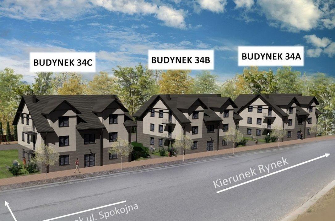 Mieszkanie trzypokojowe na sprzedaż Wągrowiec, Powstańców Wielkopolskich  46m2 Foto 4