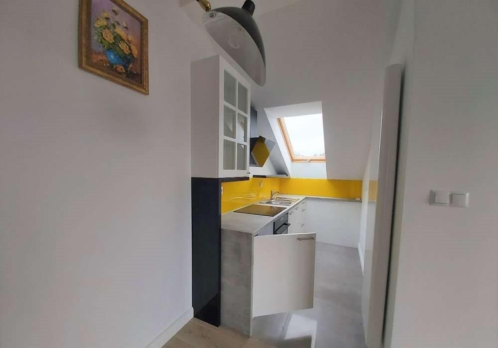 Mieszkanie dwupokojowe na wynajem Rzeszów, Kmity  39m2 Foto 2