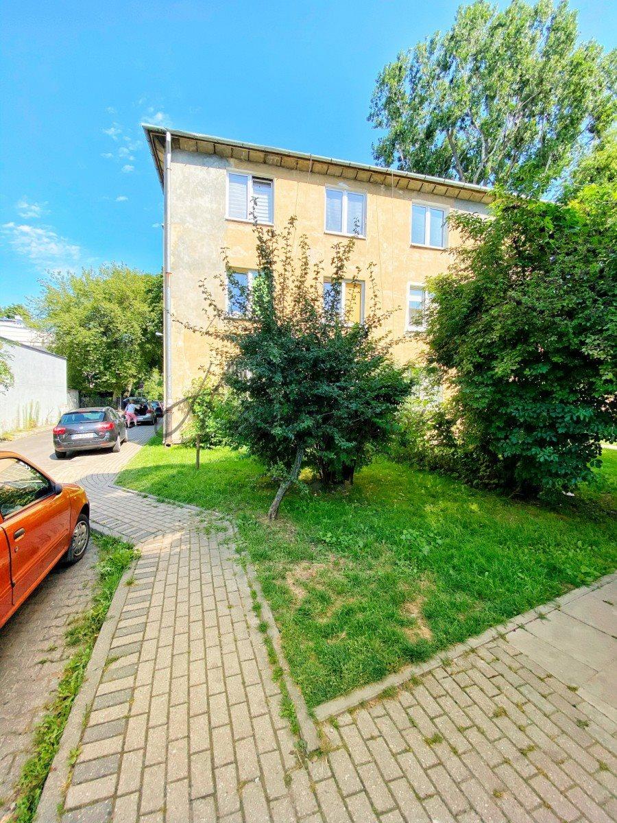 Kawalerka na sprzedaż Warszawa, Mokotów, Balladyny  18m2 Foto 2