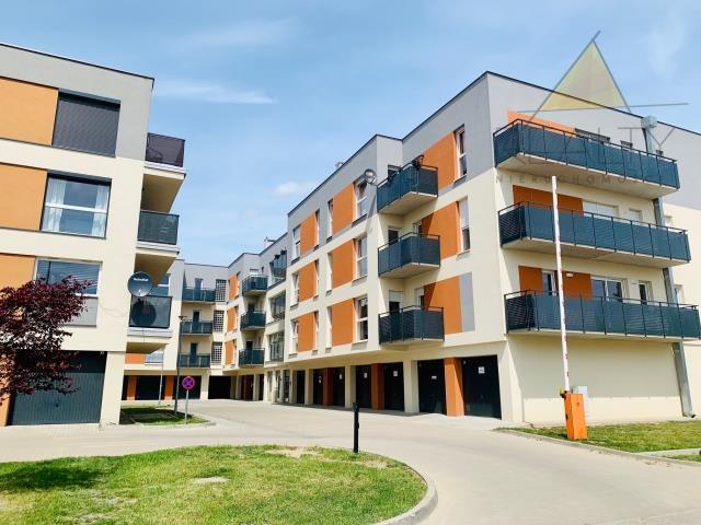 Mieszkanie trzypokojowe na sprzedaż Leszno, Myśliwska  52m2 Foto 6