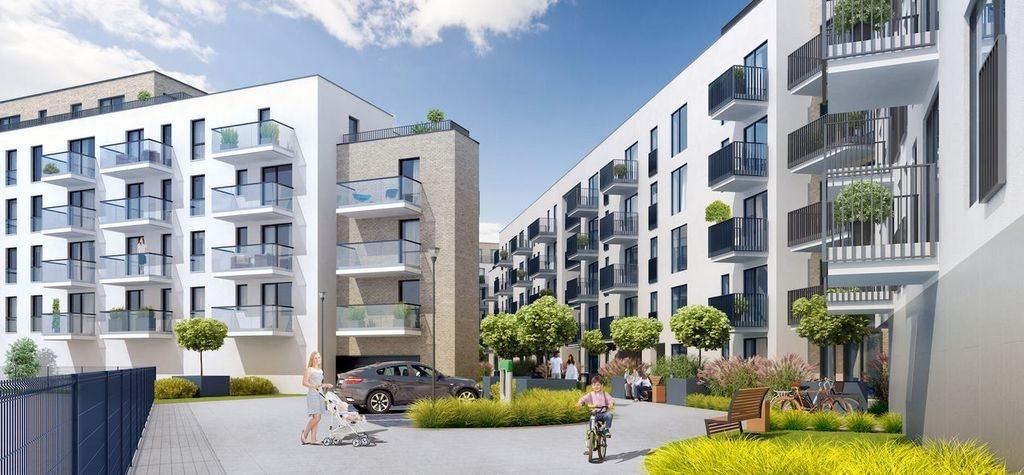 Mieszkanie trzypokojowe na sprzedaż Poznań, Garbary, Garbary, Garbary  85m2 Foto 2